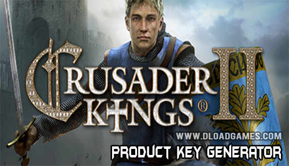 Crusader Kings II keygen