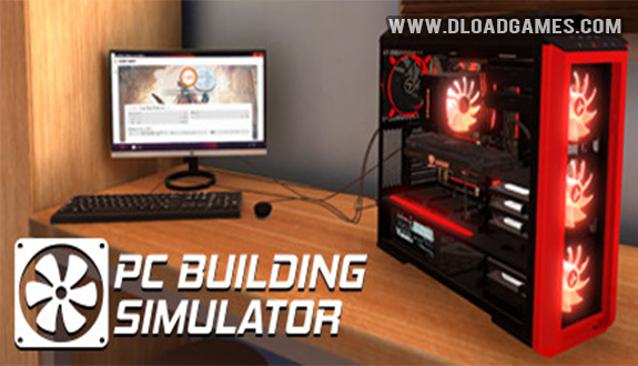 PC Building Simulator download manager