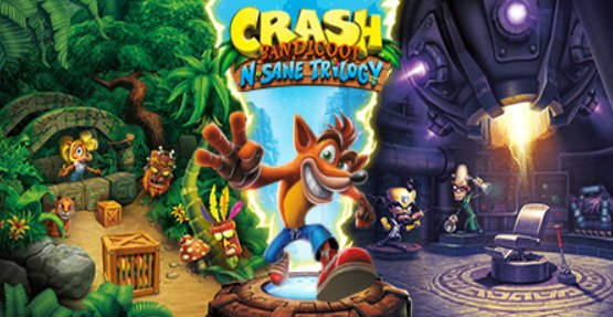 Crash Bandicoot Trilogy Keygen for Steam