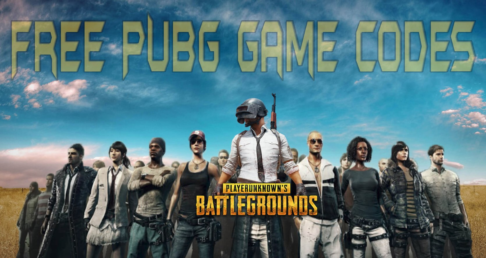 How To Get PUBG Game Code