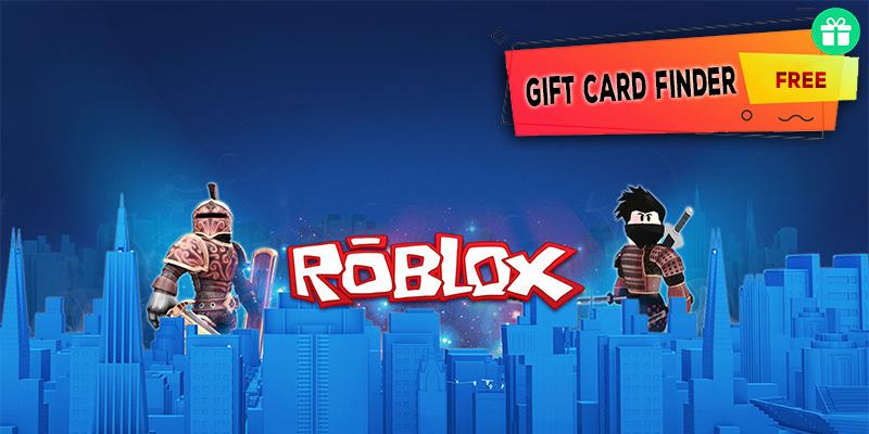Roblox Gift Card Finder 2020
