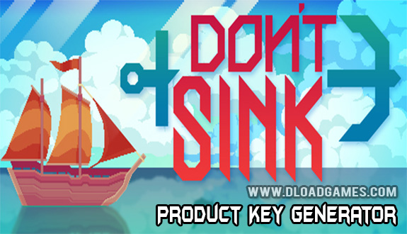 Don't Sink keygen