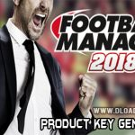 Football Manager 2018 keygen tool