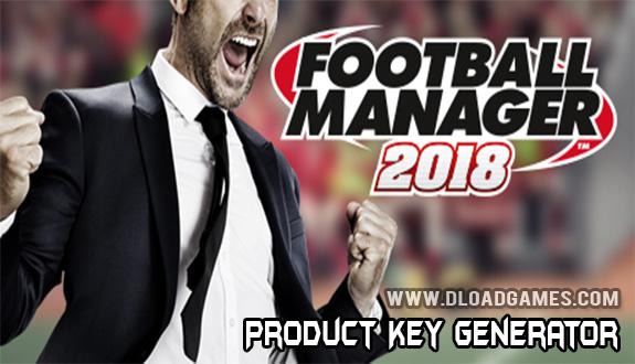 Football Manager 2018 keygen tool