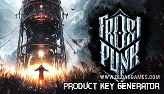 Frostpunk free cd keys