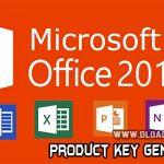 Microsoft Office 2016 keygen tool