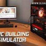 Gestionnaire de téléchargement de PC Building Simulator
