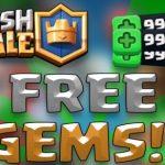 Gemmes Clash Royale gratuites