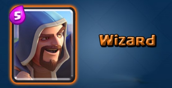 Free Clash Royale Wizard Cards 2018