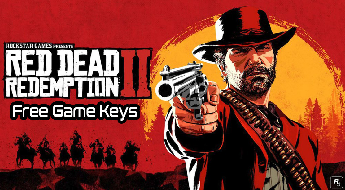 Red Dead Redemption 2 free keys