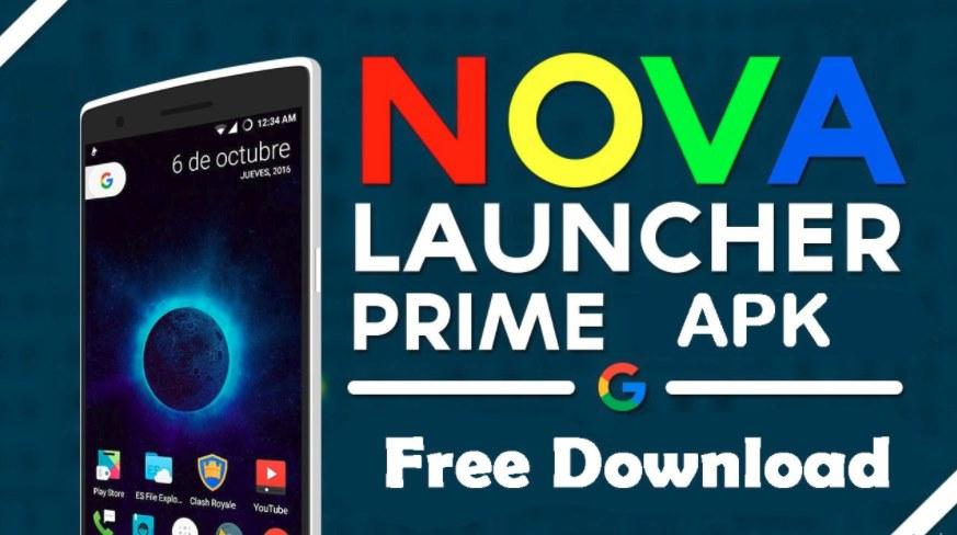 Nova Launcher Prime APK Downloader 2019