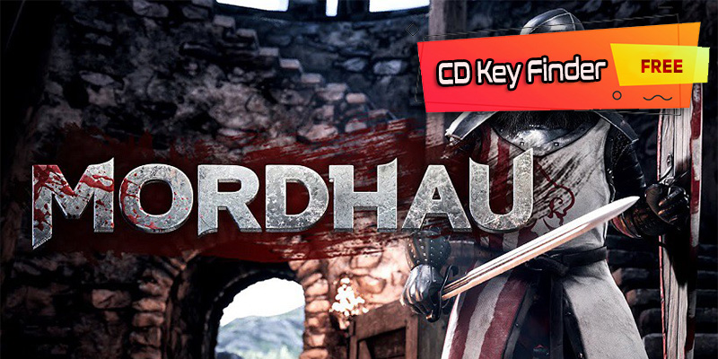 MORDHAU CD Key Finder 2020
