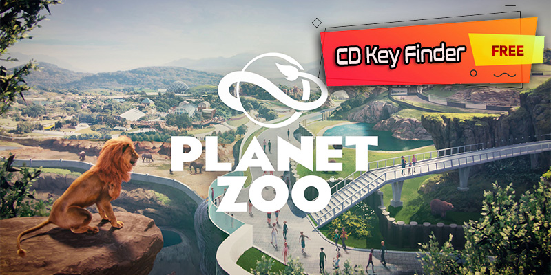 Planet Zoo CD Key Finder