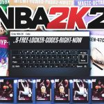 NBA 2K20 Locker Codes Generator
