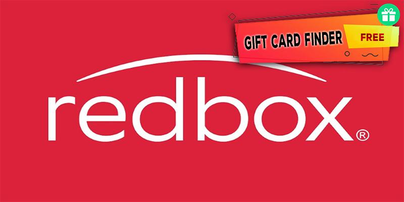 Redbox Gift Card Finder 2020